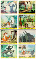 Movie Posters:Animation, The Jungle Book (Walt Disney, 1967). Overall: Very Fine-.