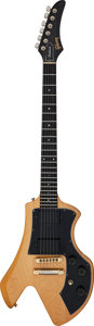 Musical Instruments:Electric Guitars, 1983 Gibson Futura Natural Solid Body Electric Guitar, Serial #81363593....
