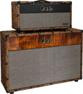 Musical Instruments:Amplifiers, PA, & Effects, Paul Reed Smith (PRS) Sewell 50 Paisley Half-Stack Amplifier, Serial # 090151.... (Total: 2 )