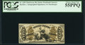 Fractional Currency:Third Issue, Fr. 1355 50¢ Third Issue Justice PCGS Choice About New 55PPQ.. ...