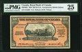 Canadian Currency, Georgetown, British Guiana- Royal Bank of Canada $20 (£4.3.4) 3.1.1938 Ch.# 630-38-04 PMG Very Fine 25.. ...