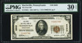 National Bank Notes:Pennsylvania, Harrisville, PA - $20 1929 Ty. 1 The First NB Ch. # 6859 PMG Very Fine 30 EPQ.. ...