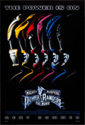 """Movie Posters:Action, Mighty Morphin Power Rangers: The Movie & Other Lot (20thCentury Fox, 1995). Rolled, Very Fine. One Sheets (2) (26.75"""" X39... (Total: 2 Items)"""