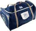 Baseball Collectibles:Others, 2000's Ichiro Suzuki Owned & Used Seattle Mariners Gear Bag....