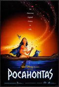"Movie Posters:Animation, Pocahontas (Buena Vista, 1995). Rolled, Very Fine/Near Mint. MiniPosters (5) Identical (18.25"" X 27""). Animation.. ... (Total: 5Items)"