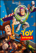 """Movie Posters:Animation, Toy Story (Buena Vista, 1995). Rolled, Very Fine/Near Mint. MiniPosters (25) Identical (18.5"""" X 27""""). Animation.. ... (Total: 25Items)"""