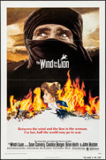 Movie Posters:Adventure, The Wind and the Lion (MGM/UA, 1975). Folded, Very Fine.