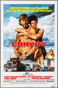 Movie Posters:Action, Convoy (United Artists, 1978). Folded, Very Fine. ...