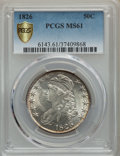 Bust Half Dollars, 1826 50C MS61 PCGS. PCGS Population: (31/380 and 0/8+). NGC Census: (60/364 and 0/3+). MS61. Mintage 4,000,000....