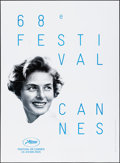 "Movie Posters:Miscellaneous, Cannes Film Festival (2015). Folded, Very Fine/Near Mint. FrenchGrande (45.5"" X 62""). Miscellaneous.. ..."