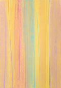 Paintings:Contemporary, William Perehudoff (1918-2013). AC-81, 1981. Acrylic on canvas. 65-3/4 x 44-3/4 inches (167.0 x 113.7 cm). Titled and da...