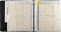 Military & Patriotic:Civil War, William H. and Charles E. Winslow, 8th Massachusetts Infantry, Archive of Letters....