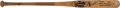 Baseball Collectibles:Bats, 1980-83 Eddie Murray Game Used & Signed Bat. ...
