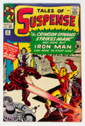 Silver Age (1956-1969):Superhero, Tales of Suspense #52 (Marvel, 1964) Condition: Apparent VF+....