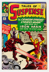 Tales of Suspense #52 (Marvel, 1964) Condition: Apparent VF+
