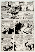 Original Comic Art:Panel Pages, Jim Aparo Brave and the Bold #170 Story Page 20 Original Art(DC, 1981)....