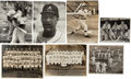 Baseball Collectibles:Photos, 1940's Enos Slaughter Oversized Photographs Lot of 30 from The EnosSlaughter Collection. ...