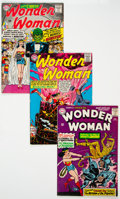 Silver Age (1956-1969):Superhero, Wonder Woman Group of 14 (DC, 1965-67) Condition: Average FN....(Total: 14 Comic Books)