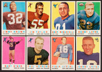 1959 Topps Football Complete Set (176)