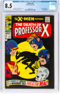 Silver Age (1956-1969):Superhero, X-Men #42 (Marvel, 1968) CGC VF+ 8.5 Off-white to white pages....