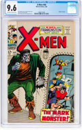 Silver Age (1956-1969):Superhero, X-Men #40 (Marvel, 1968) CGC NM+ 9.6 Off-white to white pages....