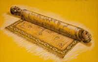 Armando Mariño (b. 1968) Untitled (from the Herencia Colonial series), 2000 Pastel on paper 38-1/2 x 59 inches (9...