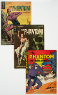 Silver Age (1956-1969):Adventure, Phantom Group of 35 (Gold Key/King/Charlton, 1949-69) Condition: Average VG....