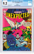 Silver Age (1956-1969):Science Fiction, Tales of the Unexpected #24 Bethlehem Pedigree (DC, 1958) CGC NM-9.2 Off-white to white pages....