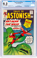 Silver Age (1956-1969):Superhero, Tales to Astonish #44 (Marvel, 1963) CGC NM- 9.2 Off-white...