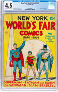 Golden Age (1938-1955):Superhero, New York World's Fair Comics 1940 (DC, 1940) CGC VG+ 4.5 Cream to off-white pages....