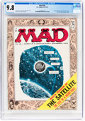 Magazines:Mad, MAD #26 (EC, 1955) CGC NM/MT 9.8 Off-white to white pages....