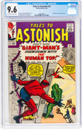 Silver Age (1956-1969):Superhero, Tales to Astonish #51 (Marvel, 1964) CGC NM+ 9.6 Off-white...