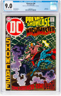 Silver Age (1956-1969):Adventure, Showcase #84 Nightmaster (DC, 1969) CGC VF/NM 9.0 Off-white towhite pages....
