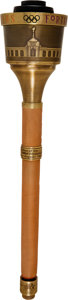 Miscellaneous Collectibles:General, 1984 Los Angeles Summer Olympics Torch with Torchbearer Uniform & More....