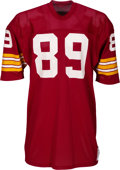Football Collectibles:Uniforms, 1973-74 Dave Robinson Game Worn Washington Redskins Jersey. ...