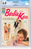 Silver Age (1956-1969):Romance, Barbie and Ken #1 (Dell, 1962) CGC FN 6.0 Cream to off-white pages....