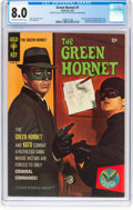 Silver Age (1956-1969):Superhero, The Green Hornet #1 (Gold Key, 1967) CGC VF 8.0 Off-white to white pages....