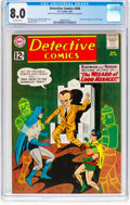 Silver Age (1956-1969):Superhero, Detective Comics #306 (DC, 1962) CGC VF 8.0 Off-white pages....