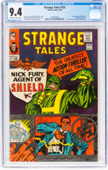 Silver Age (1956-1969):Superhero, Strange Tales #135 (Marvel, 1965) CGC NM 9.4 Off-white to white pages....