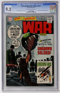 Bronze Age (1970-1979):War, Star Spangled War Stories #151 (DC, 1970) CGC NM- 9.2 Off-white to white pages....