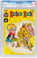 Silver Age (1956-1969):Humor, Richie Rich #65 File Copy (Harvey, 1968) CGC NM+ 9.6 Off-white to white pages....