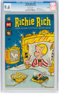 Silver Age (1956-1969):Humor, Richie Rich #68 File Copy (Harvey, 1968) CGC NM+ 9.6 Off-white pages....