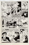 Original Comic Art:Panel Pages, Alan Davis and Paul Neary Excalibur #4 Page 6 Original Art(Marvel, 1989)....