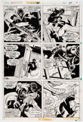 Original Comic Art:Panel Pages, Ross Andru, Mike Esposito, and Dave Hunt Amazing Spider-Man#161 Page 11 Original Art (Marvel, 1976)....