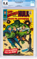 Silver Age (1956-1969):Superhero, Tales to Astonish #83 (Marvel, 1966) CGC NM 9.4 Off-white to whitepages....