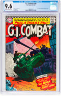 Silver Age (1956-1969):War, G.I. Combat #120 (DC, 1966) CGC NM+ 9.6 Off-white to white pages....