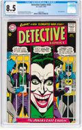 Silver Age (1956-1969):Superhero, Detective Comics #332 (DC, 1964) CGC VF+ 8.5 Off-white to white pages....