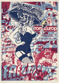 Prints & Multiples:Print, FAILE (20th Century). Macbeth, 2006. Screenprint in colors on wove paper. 27-1/2 x 19-3/4 inches (69.9 x 50.2 cm) (sheet...