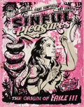 Prints & Multiples:Print, FAILE (20th Century). Sinful Pleasures, 2006. Screenprint in colors on Lenox paper, first edition. 33 x 25 inches (83.8 ...