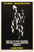 "Movie Posters:Drama, Judgment at Nuremberg (United Artists, 1961). One Sheet (27"" X41""). Stanley Kramer's film about the trial of Nazi war crimi..."